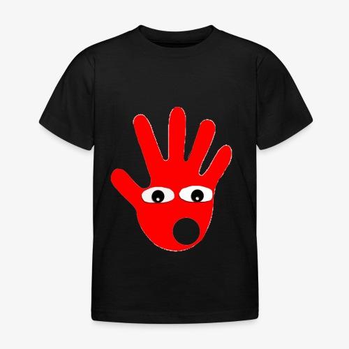 Hände mit Augen - T-shirt Enfant