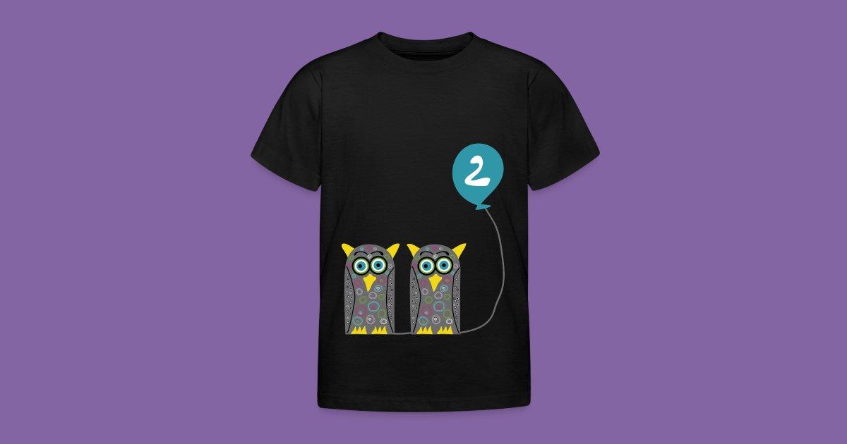 Sabandraba Kindergeburtstag Kind Geschenk Geburtagsmädchen Kinder T Shirt