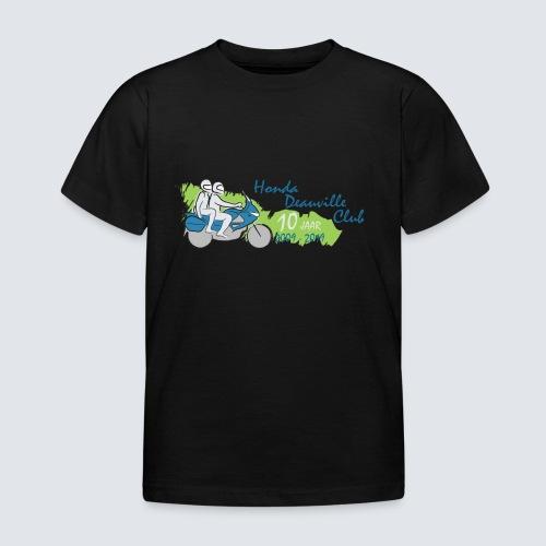 HDC jubileum logo - Kinderen T-shirt
