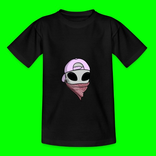 gangsta alien logo - Maglietta per bambini