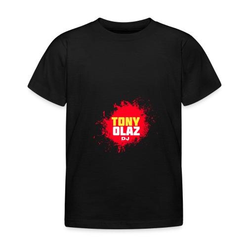 Marca Tony Olaz dj - Camiseta niño