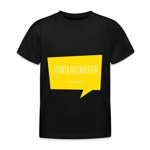 Sinti Lives Matter - Kids' T-Shirt