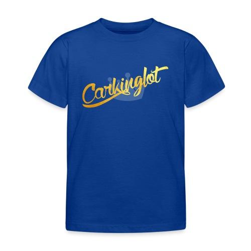 Carkinglot clean - Kinderen T-shirt