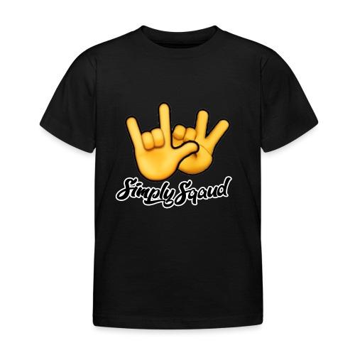 simplysquad - Kids' T-Shirt