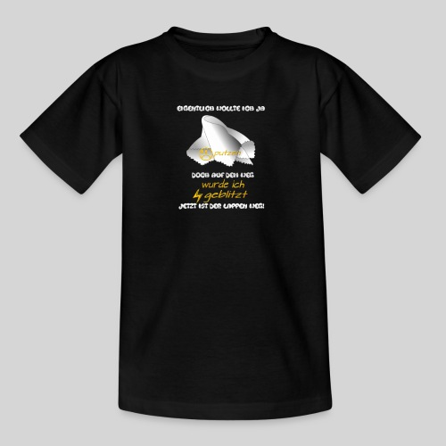 eigentlich wollte ich ja putzen originelle Ausrede - Kinder T-Shirt