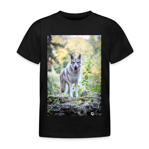 La Tanière des Chiens-Loups - T-shirt Enfant