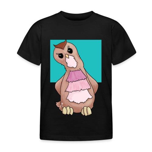 Uiltje is niet overtuigd - Kinderen T-shirt