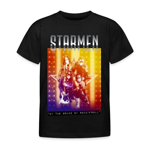 Starmen By the Grace of Rock'n'Roll - Kids' T-Shirt