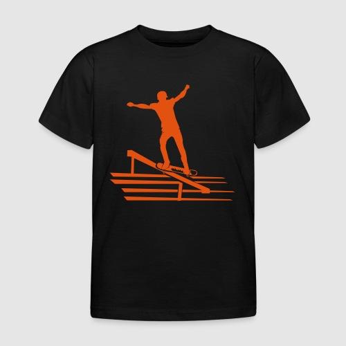 Skateboard - Kinder T-Shirt