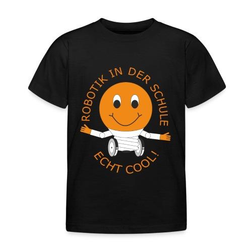 SOMALES- Robotik in der Schule - ECHT COOL - Kinder T-Shirt