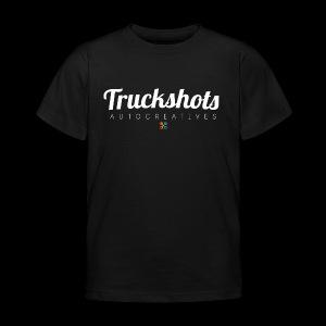 logo with small pistols RGB - Kids' T-Shirt