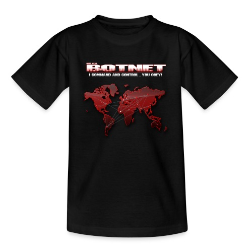 Botnet - Command and Control - Kinder T-Shirt