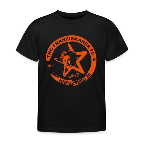 THC-Logo_Freestyle_Franzi - Kinder T-Shirt