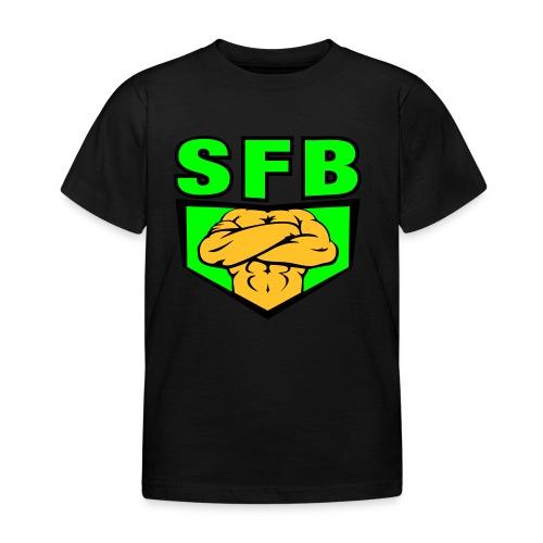 sfblogodefcopy - Kinder T-Shirt