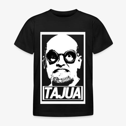 TAJUA-face - Lasten t-paita