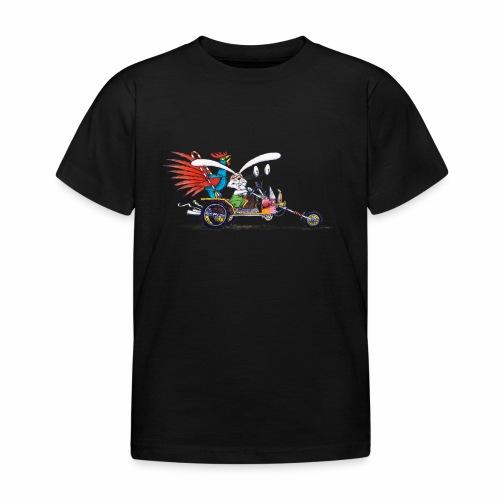 Mimmelitt das Stadtkaninchen - Kinder T-Shirt
