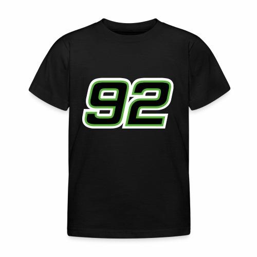 Startnummer 92 - Kinder T-Shirt