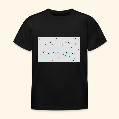 Paris - Maglietta per bambini