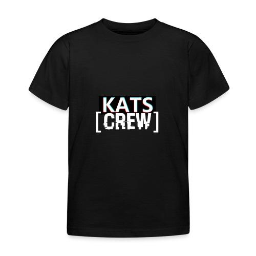 KATS CREW Logo - Koszulka dziecięca