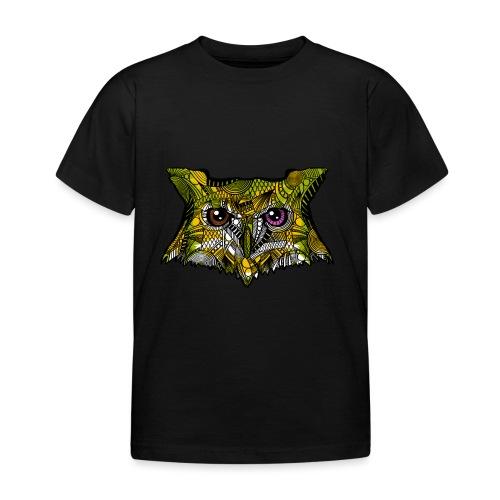 Ugle - T-skjorte for barn