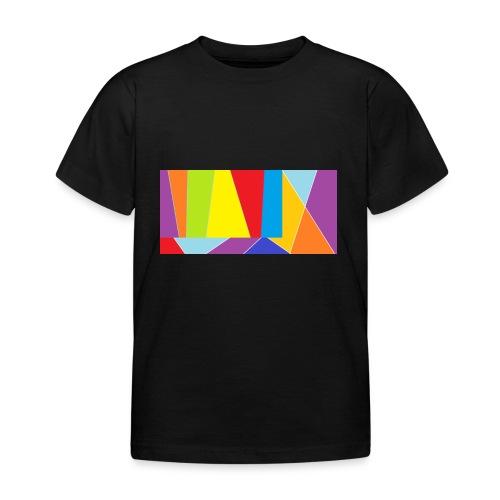 coler full emblem with black bakround - T-shirt barn