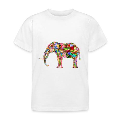 Gestandener Elefant - Kinder T-Shirt