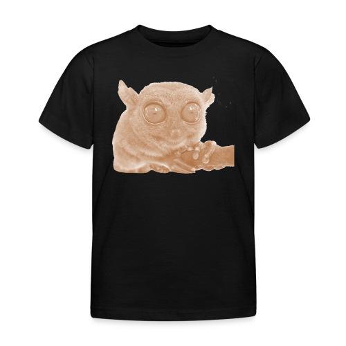 Kobold Maki braun - Kinder T-Shirt