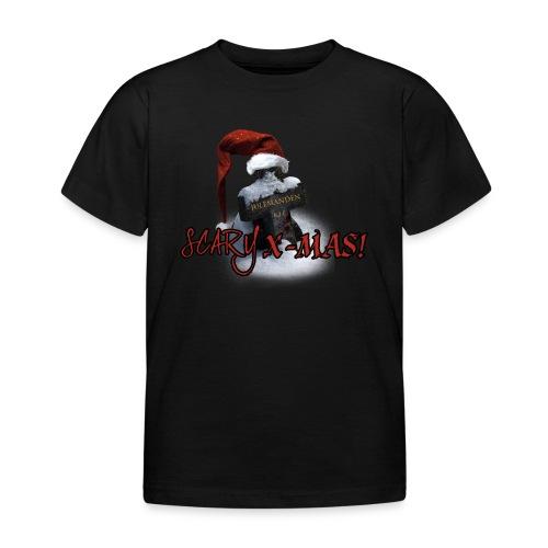 JULEMANDENS DØD 4 - Børne-T-shirt