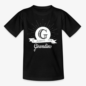 G is Always For Girondins - T-shirt Enfant
