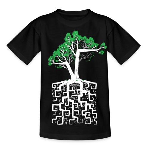 Square Root - Kids' T-Shirt