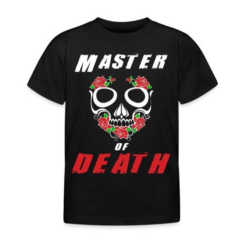 Master of death - white - Koszulka dziecięca