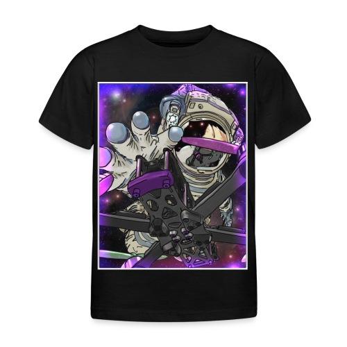 FPV Space Alien by Logo Jobo - Kinder T-Shirt