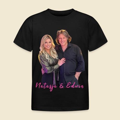 Natasja & Edwin - Kinderen T-shirt