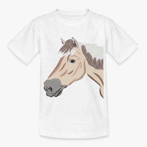Fjord Pony - Kinder T-Shirt