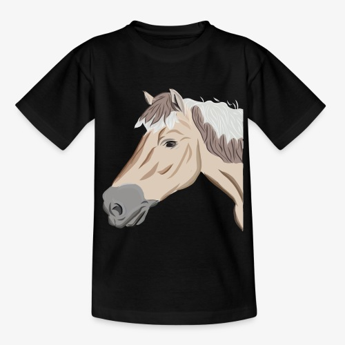 Fjord Pony - Kinder T-Shirt