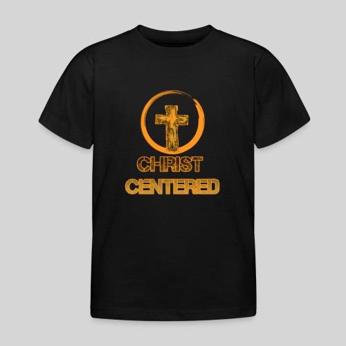 Christ Centered Focus on Jesus - Kinder T-Shirt