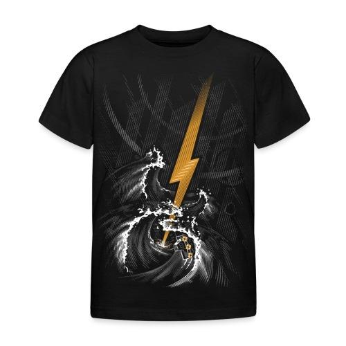 Musical Storm - Kids' T-Shirt