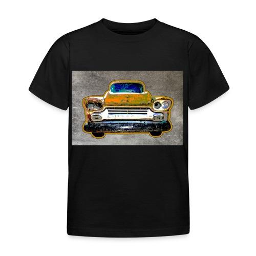 auto vintage - Kinder T-Shirt