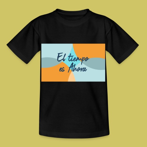 El tiempo es Ahora - Kids' T-Shirt