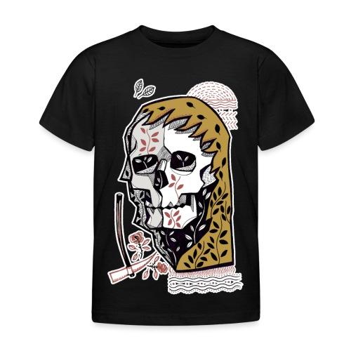 skull - Maglietta per bambini
