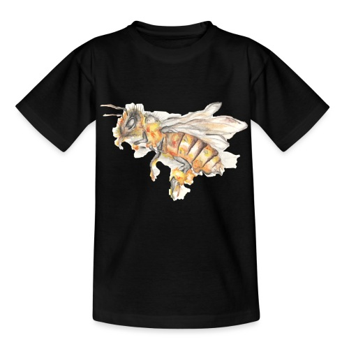 MG002 Bee | Honey | Save the Bees | Books bee - Kids' T-Shirt