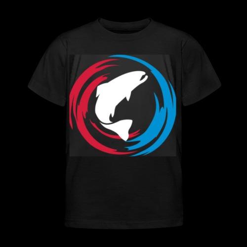 Logo Fisk - T-shirt barn