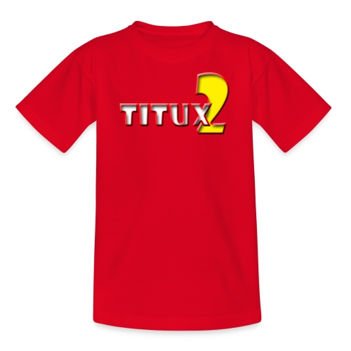 Titux2 - Kids' T-Shirt