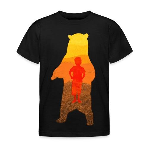 De Berenjongen - Kinderen T-shirt