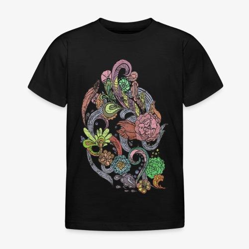 Flower Power - Rough - T-shirt barn