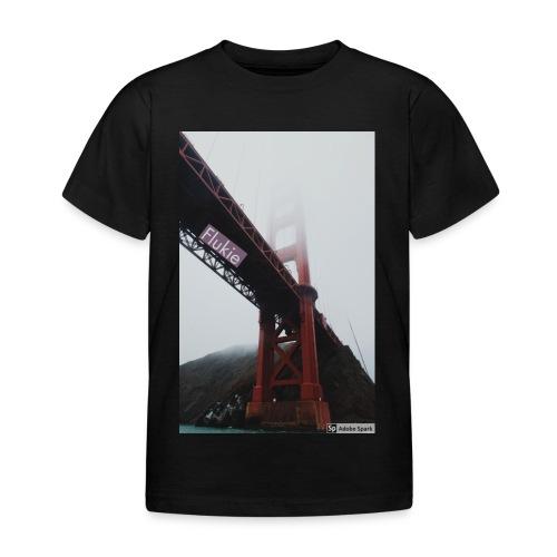 Golden Gate - Kids' T-Shirt