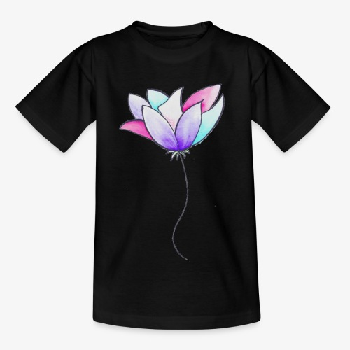 Fleur - T-shirt Enfant