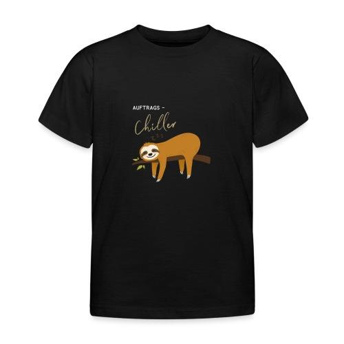 Auftragstchiller Super Cutes und Lustiges Design - Kinder T-Shirt