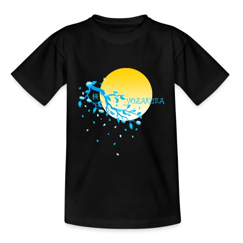 Cherry Blossom Festval Full Moon 2 - Kinder T-Shirt