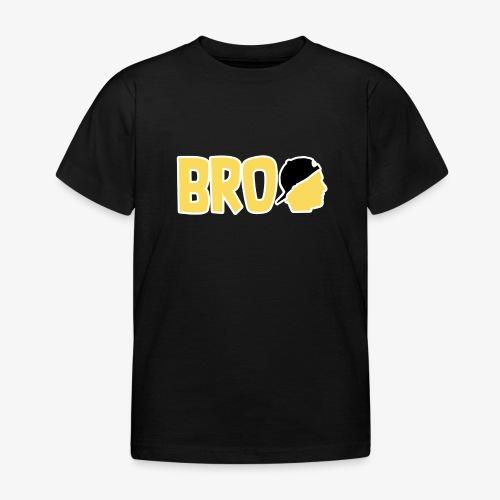 BRO - Børne-T-shirt